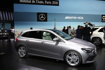 Photo MERCEDES CLASSE B