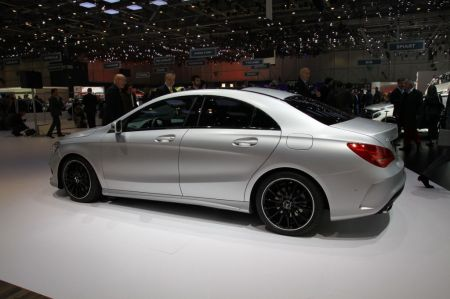 Photo MERCEDES CLASSE CLA