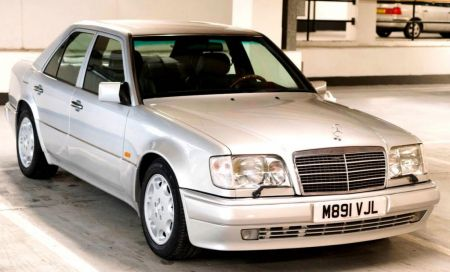 galerie photo MERCEDES (Berline W124) 500
