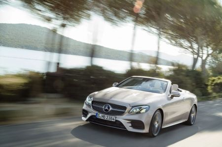 galerie photo MERCEDES (Cabriolet A238) 400 4MATIC