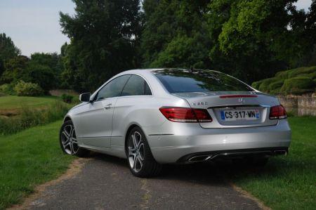 Essai mercedes classe e coup 2013 - Mercedes classe e coupe 350 cdi ...