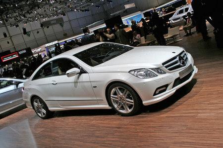 Essai mercedes classe e coup 2009 - Mercedes classe e coupe 350 cdi ...
