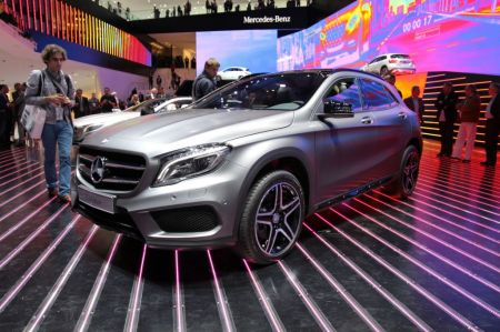 Photo MERCEDES CLASSE GLA