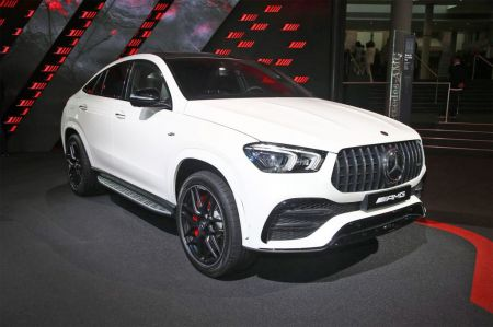 Photo MERCEDES CLASSE GLE