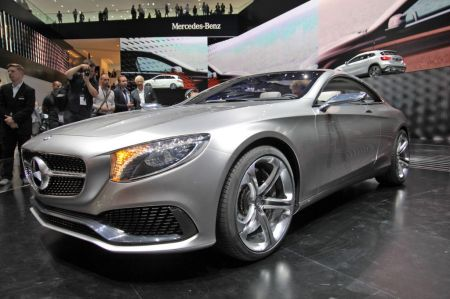 Photo MERCEDES CLASSE S
