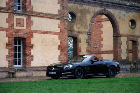 Photo MERCEDES CLASSE SL