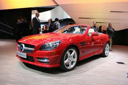 Photo MERCEDES CLASSE SLK