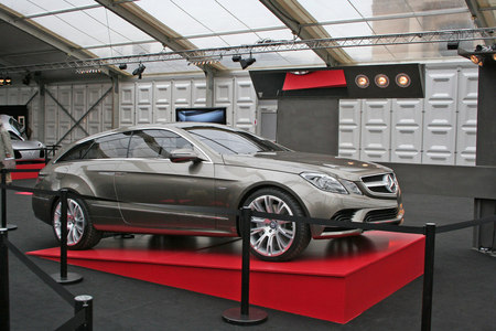 Photo MERCEDES CONCEPT FASCINATION