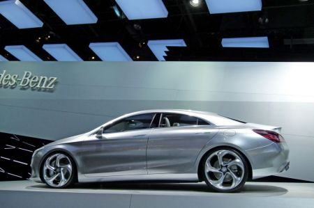 Photo MERCEDES CONCEPT STYLE COUPE