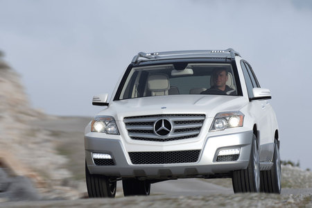 Photo MERCEDES VISION GLK FREESIDE