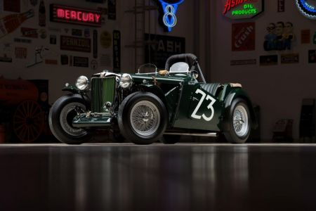 galerie photo MG TYPE C MIDGET
