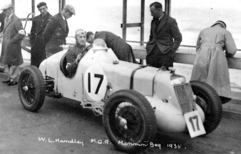 galerie photo MG TYPE R MIDGET