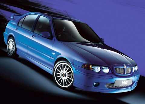 galerie photo MG ZS