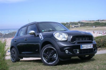 galerie photo MINI (R60) Cooper S All4