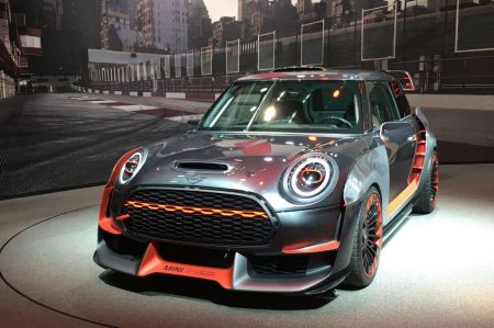 Photo MINI JOHN COOPER WORKS GP