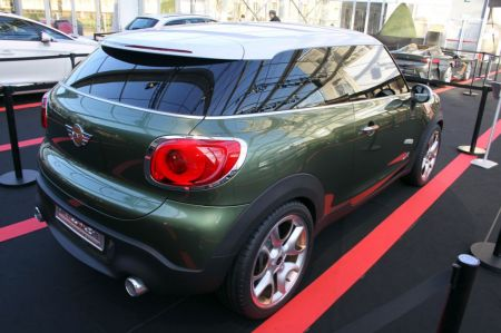 galerie photo MINI PACEMAN