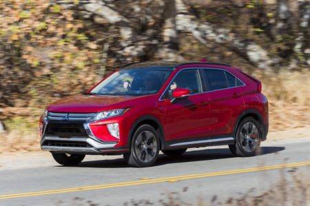 galerie photo MITSUBISHI ECLIPSE CROSS
