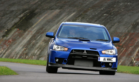 galerie photo MITSUBISHI Evolution FQ-400