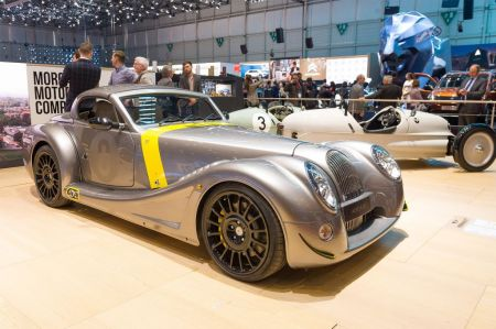 Photo MORGAN AERO GT