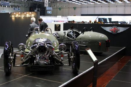Photo MORGAN THREE-WHEELER