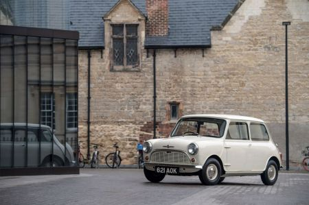 galerie photo MORRIS MINOR