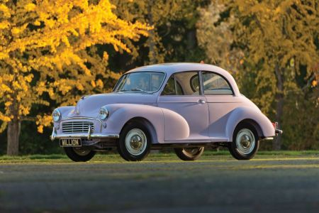 galerie photo MORRIS MINOR MM