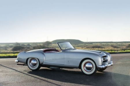 galerie photo NASH HEALEY ROADSTER
