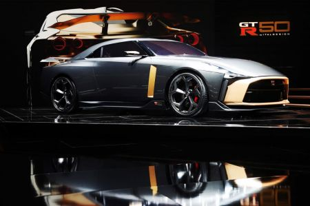 galerie photo NISSAN GT-R