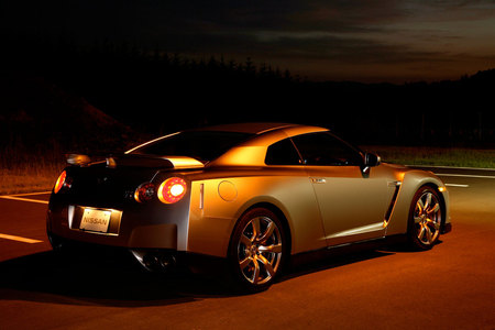 Photo NISSAN GT-R