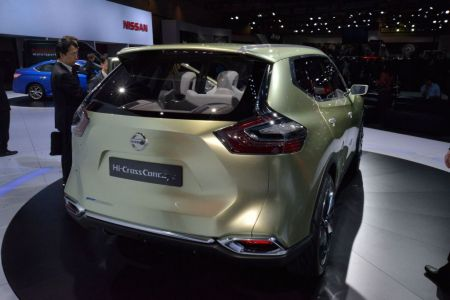 galerie photo NISSAN HI-CROSS