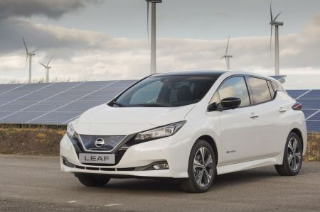 galerie photo NISSAN LEAF