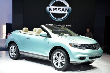 galerie photo NISSAN CrossCabriolet