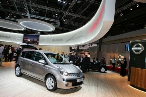 galerie photo NISSAN NOTE