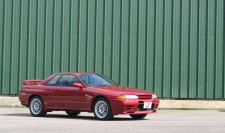 galerie photo NISSAN (R32) GT-R V-Spec II