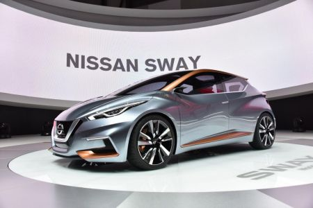 galerie photo NISSAN SWAY