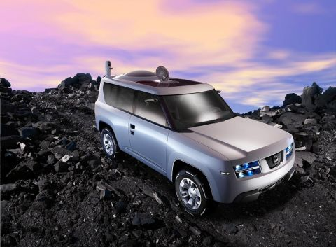 Photo NISSAN TERRANAUT