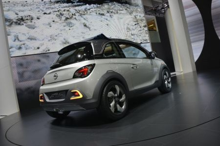 galerie photo OPEL Rocks Concept