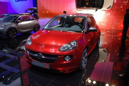 Photo OPEL ADAM