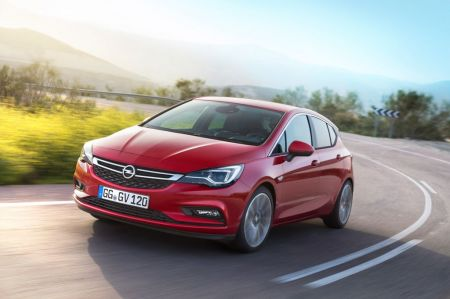 galerie photo OPEL ASTRA