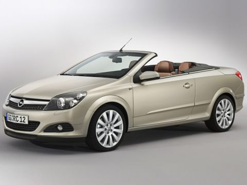 galerie photo OPEL ASTRA TWINTOP