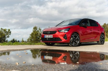 Photo OPEL CORSA (F) 1.2 Turbo 130 ch