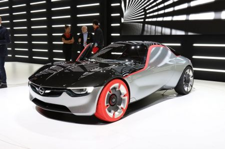 galerie photo OPEL Concept