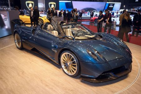 Photo PAGANI HUAYRA