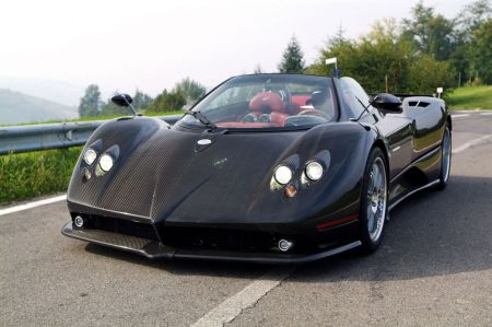 galerie photo PAGANI F Clubsport