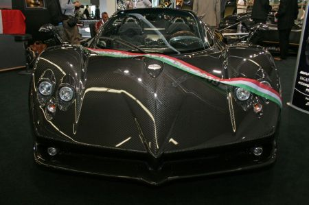 galerie photo PAGANI Roadster F