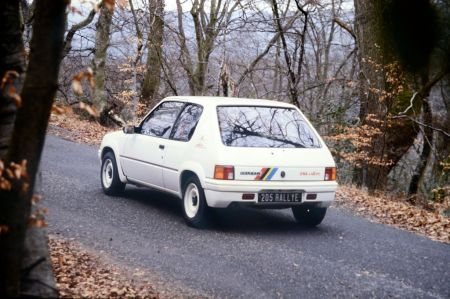 galerie photo PEUGEOT Rallye 1.3