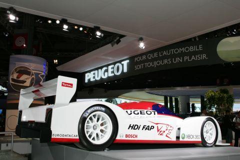 PEUGEOT 908