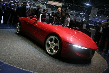 Photo PININFARINA 2UETTOTTANTA