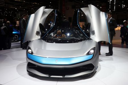 Photo PININFARINA BATTISTA