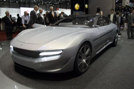 Photo PININFARINA CAMBIANO